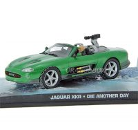 Jaguar XKR 007 Die Another Day 1:43