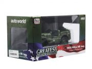 Jeep Willys  MB WWII Army 1941 Autoworld 1:18