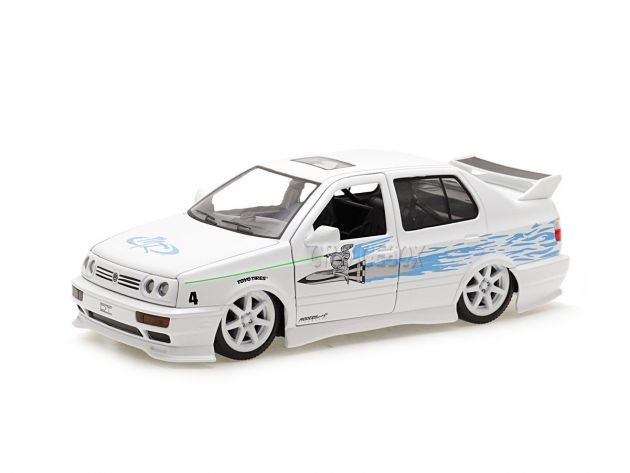 Jesse's Volkswagen Jetta Velozes e Furiosos Fast and Furious Jada Toys 1:24
