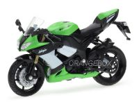 Kawasaki Ninja ZX-10R California Cycle 1:18