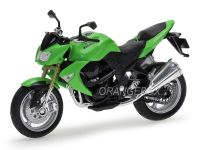 Kawasaki Z1000 1:18 Welly Verde