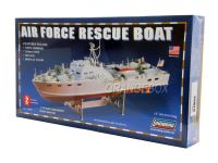 Kit para montar Air Force Rescue Boat Lindberg 1:72
