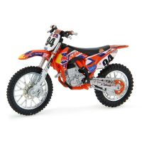 KTM 450 SX-F Red Bull Dirt 94 1:18 Bburago