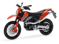 KTM 690 Enduro California Cycle 1:18