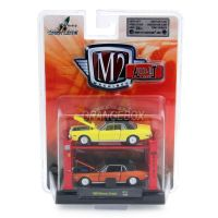 Mercury Cougar 1968 R13 M2 Machines Auto-Lift 2 Pack 1:64