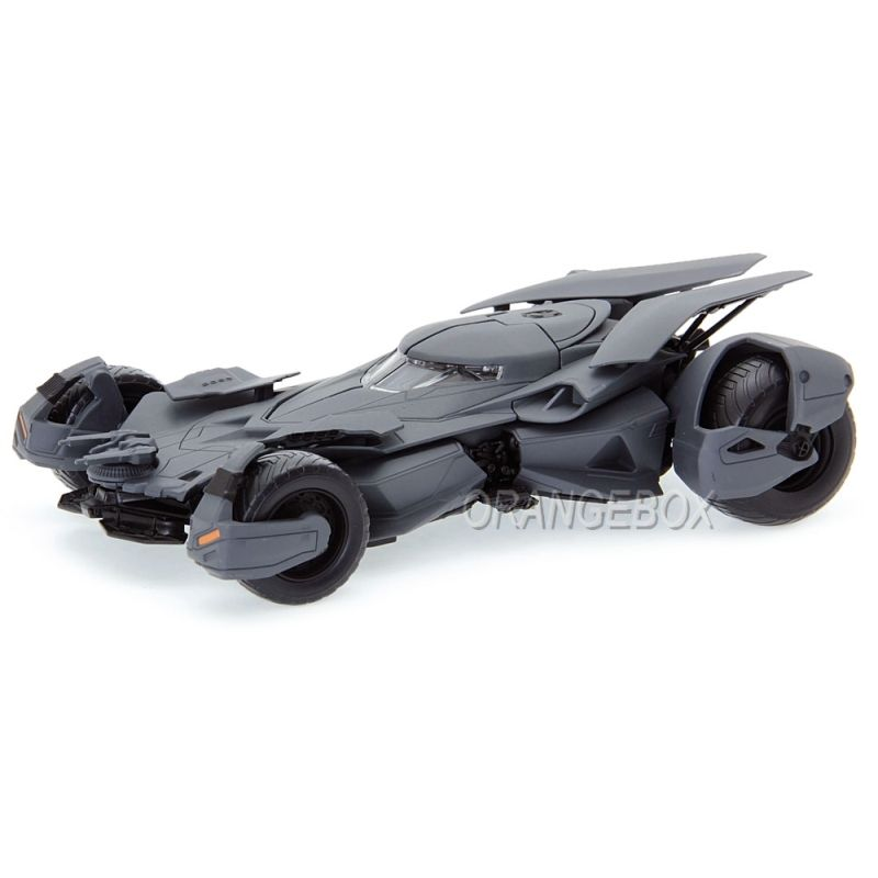 Metal Kit Dc Comics Batmóvel Batman vs Superman Jada Toys 1:24