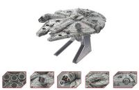 Millennium Falcon Star Wars Episode VI Return of The Jedi Filme 1983 Hot Wheels Elite