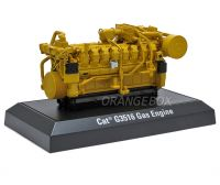 Motor Caterpillar G3516 Gas Engine 1:25 Norscot