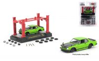 Nissan Skyline GT-R 1971 R22 Model Kit M2 Machines 1:64