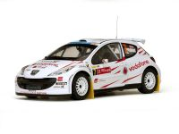 Peugeot 207 S2000 2008 Portugal Rally Sunstar 1:18