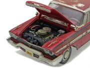 Plymouth Fury 1958 Christine Dirty / Rusted Version  Autowold 1:18