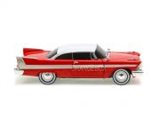 Plymouth Fury 1958 Christine O Carro Assassino 1:24 Greenlight (Vidros escuros)
