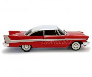 Plymouth Fury 1958 Christine O Carro Assassino  Autoworld 1:18