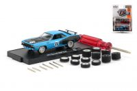 Plymouth HEMI Cuda 1971 R07 Auto Wheels M2 Machines 1:64