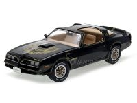 Pontiac Trans Am 1977 Hemmings Muscle Machines 1:18 Autoworld