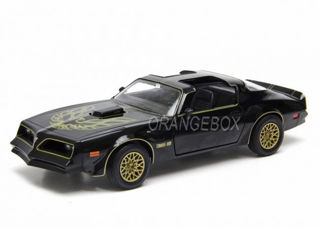 Pontiac Trans Am 1977 Smokey and the Bandit 1:24 Greenlight