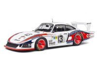 Porsche 935 Moby Dick 24H LeMans 1978 1:18 Solido
