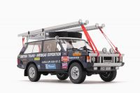 Range Rover The British Trans-Americas Expedition (868K) 1:18 Almost Real