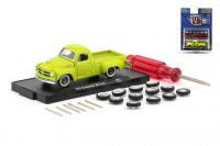 Studebaker 3R Truck 1954 R07 Auto Wheels M2 Machines 1:64