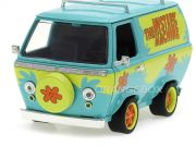 The Mystery Machine + Figuras Scooby Doo e Salsicha 1:24 Jada Toys