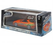Toyota Supra MK 4 1995 Fast and Furious Velozes e Furiosos 1:43 Greenlight