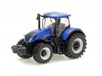 Trator New Holland T7.315 Bburago 1:50