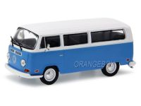 Volkswagen Kombi Type 2 1971 Dharma Tv Série Lost 2004  Greenlight 1:43