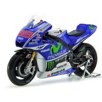 Yamaha Factory Racing Team Movistar MotoGp 2014 Jorge Lorenzo 1:10 Maisto