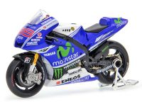 Yamaha Factory Racing Team Movistar MotoGp 2014 Jorge Lorenzo 1:18 Maisto